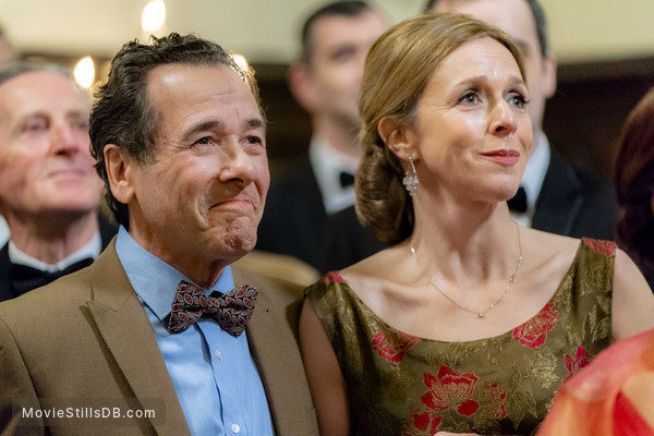 Royally Ever After - Publicity still of John Guerrasio & Fiona Bell