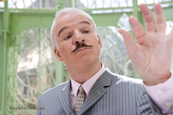The Pink Panther 2 - Publicity still of Steve Martin