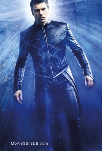 Inhumans - Promotional art with Anson Mount