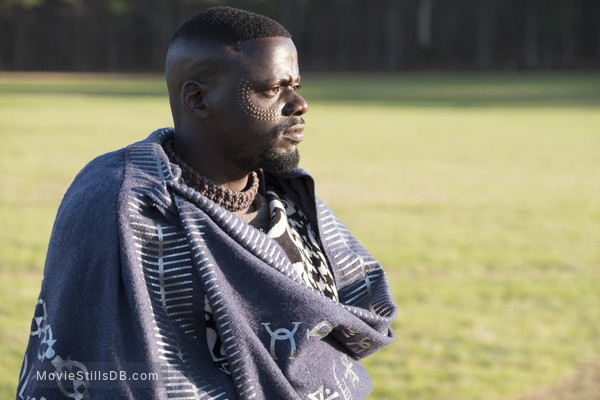 Black Panther - Publicity still of Daniel Kaluuya
