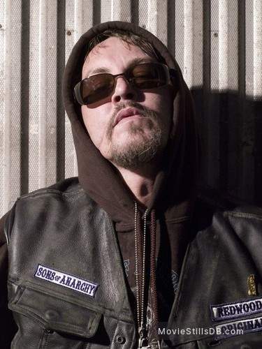 Sons of Anarchy - Publicity still of Tommy Flanagan