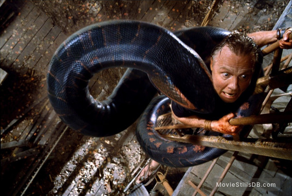 Anaconda - Publicity still of Jon Voight