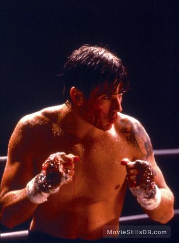 Kickboxer 2 - Publicity still of Sasha Mitchell