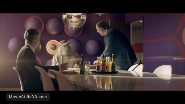 Spies & Glistrup - Publicity still of Pilou Asbæk & Nicolas Bro
