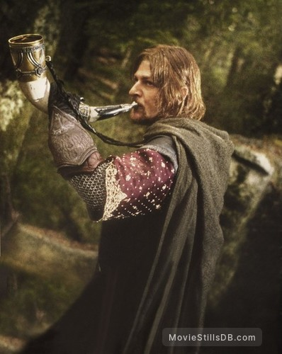 The Lord of the Rings: The Fellowship of the Ring - Publicity still of Sean Bean