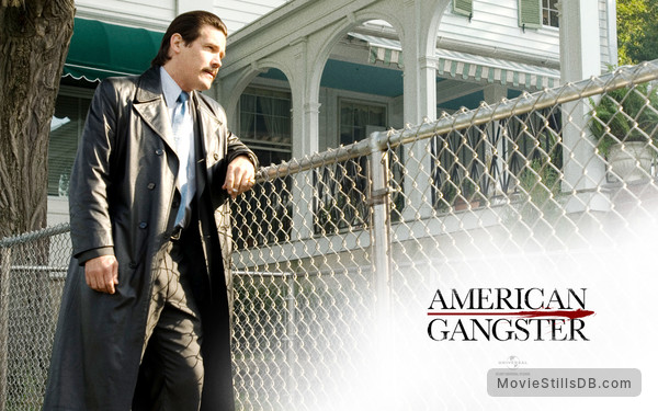 American Gangster - Wallpaper with Josh Brolin