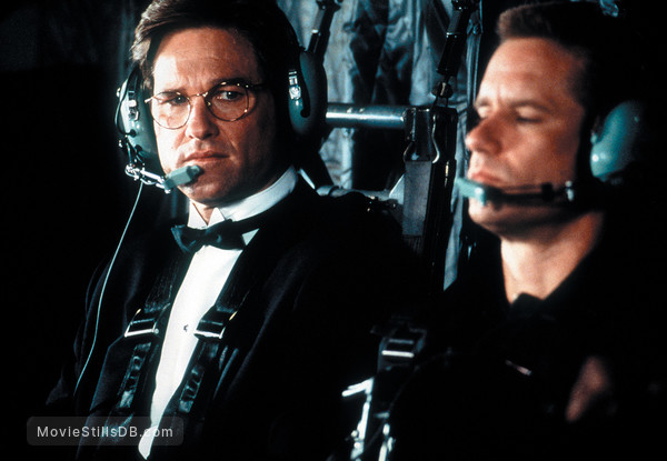 Executive Decision - Publicity still of Kurt Russell & Whip Hubley