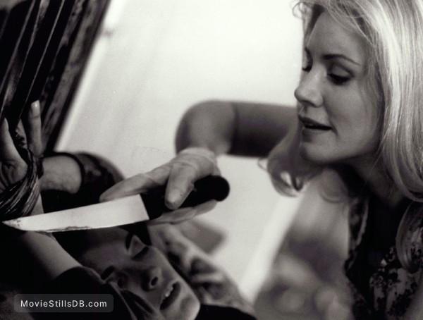 Scorned - Publicity still of Shannon Tweed & Kim Morgan Greene