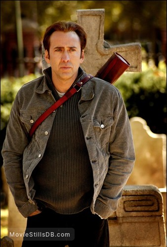 National Treasure - Publicity still of Nicolas Cage