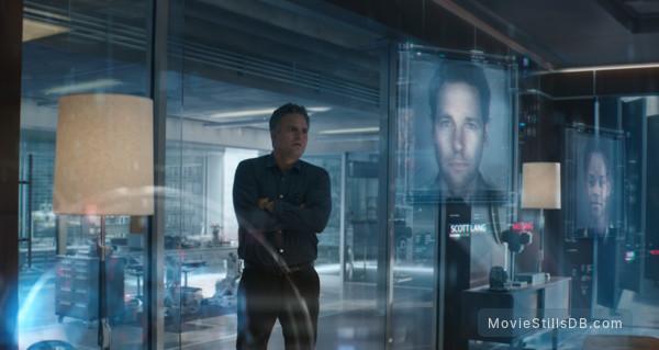 Avengers: Endgame -  Mark Ruffalo