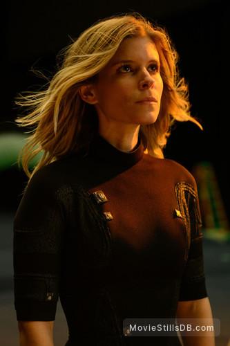 Fantastic Four - Publicity still of Kate Mara