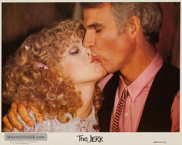 The Jerk - Lobby card with Steve Martin & Bernadette Peters