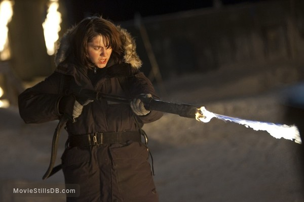 The Thing - Publicity still of Mary Elizabeth Winstead