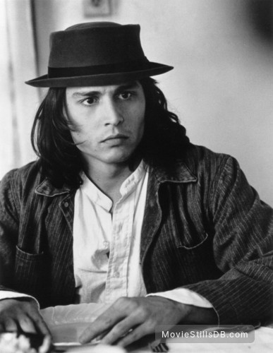 Benny And Joon - Publicity still of Johnny Depp