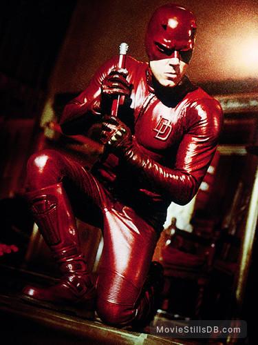 Daredevil Publicity Still Of Ben Affleck