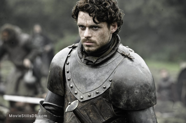 Game of Thrones - Publicity still of Richard Madden