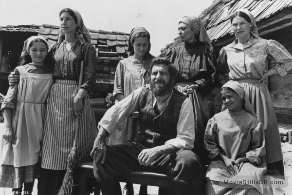 Fiddler On The Roof Publicity Still Of Candice Bonstein