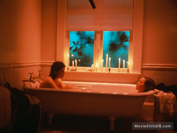 Heavenly Creatures - Publicity still of Kate Winslet & Melanie Lynskey