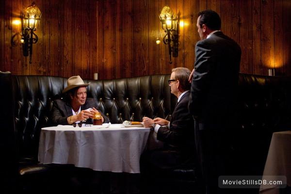 Passion Play - Publicity still of Mickey Rourke & Bill Murray
