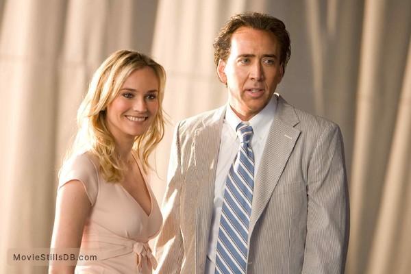 National Treasure: Book of Secrets - Publicity still of Nicolas Cage & Diane Kruger