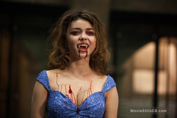 Vampire Academy - Publicity still of Sarah Hyland