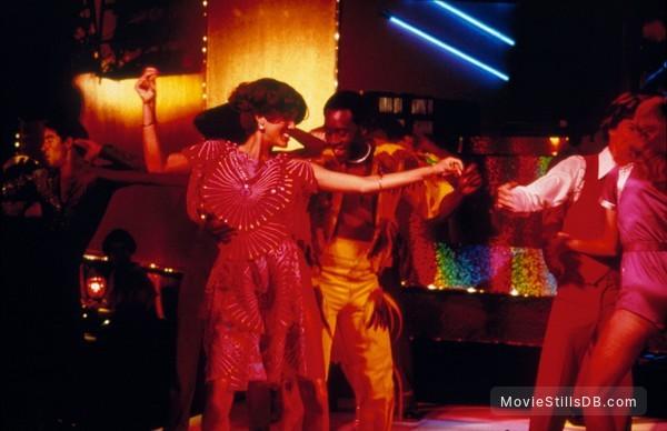 Boogie Nights - Publicity still of Don Cheadle & Nicole Ari Parker