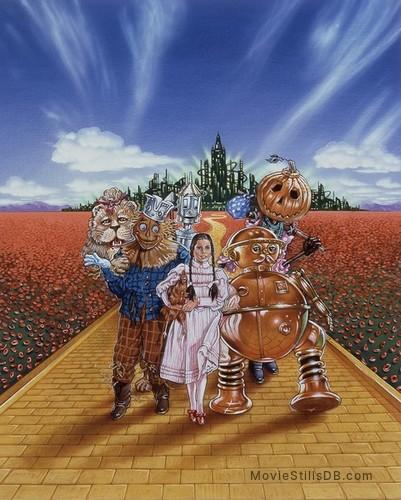 Return to Oz - Promotional art