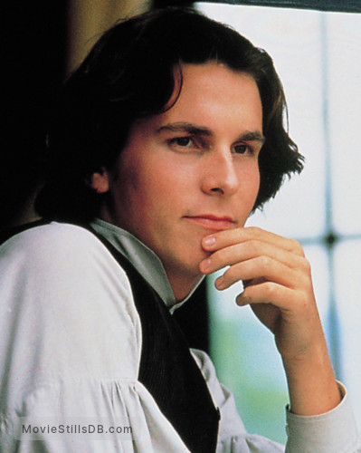 Little Women - Publicity still of Christian Bale