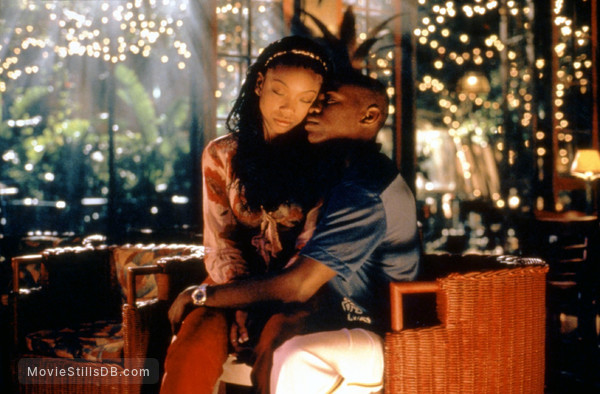 I Still Know What You Did Last Summer - Publicity still of Mekhi Phifer & Brandy Norwood