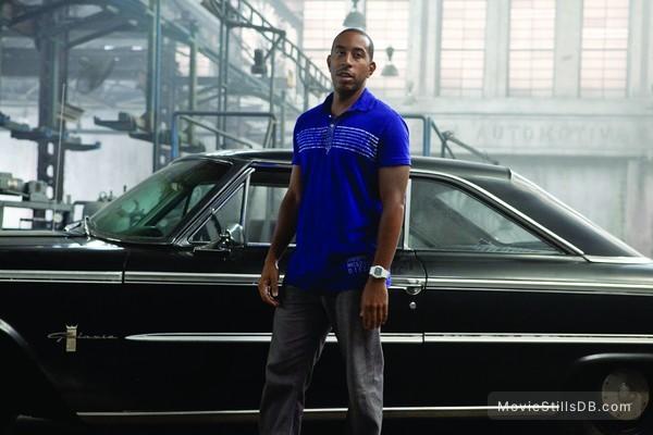 Fast Five - Publicity still of Ludacris