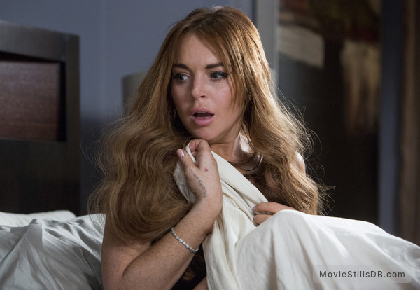 Scary Movie 5 - Publicity still of Lindsay Lohan