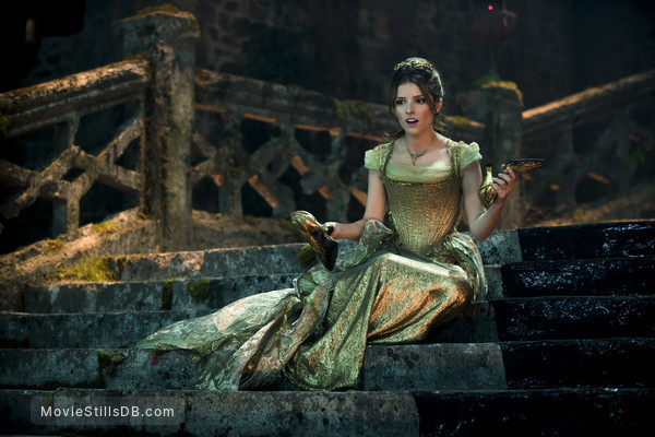 Into the Woods - Publicity still of Anna Kendrick