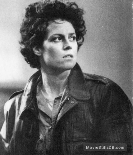 Aliens - Publicity still of Sigourney Weaver