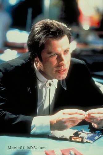 Pulp Fiction - Publicity still of John Travolta
