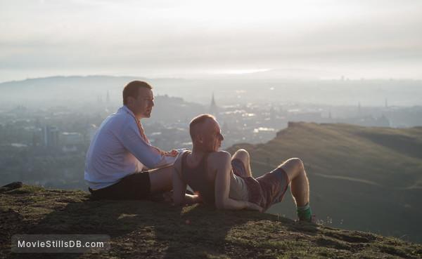T2: Trainspotting - Publicity still of Ewan McGregor & Ewen Bremner