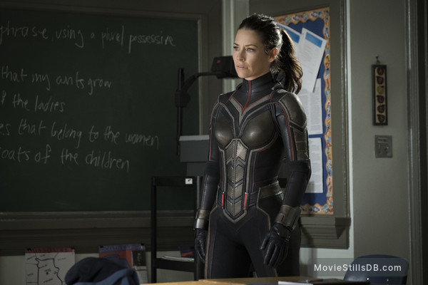 Ant-Man and the Wasp - Publicity still of Evangeline Lilly