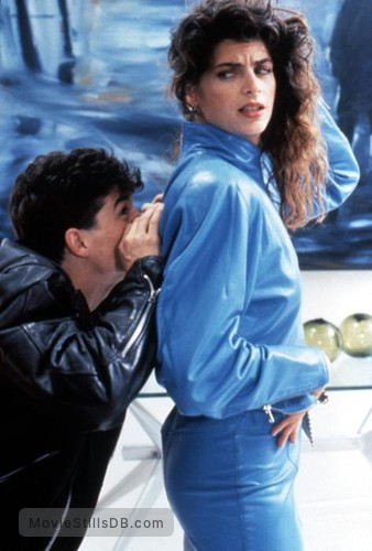 Loverboy Publicity Still Of Patrick Dempsey Kirstie Alley