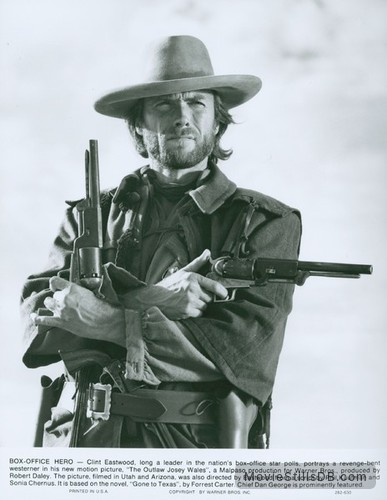 The Outlaw Josey Wales - 250films net