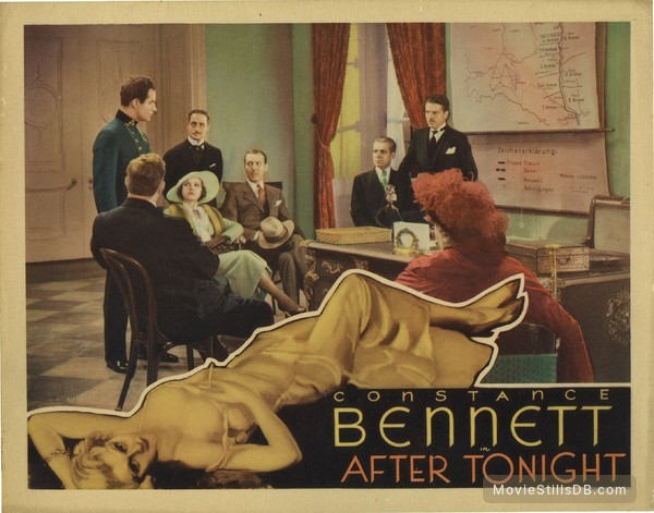After Tonight - Lobby card