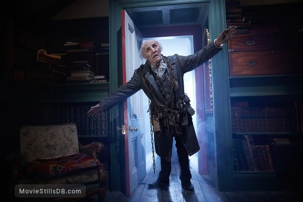 The Man Who Invented Christmas - Publicity still of Donald Sumpter