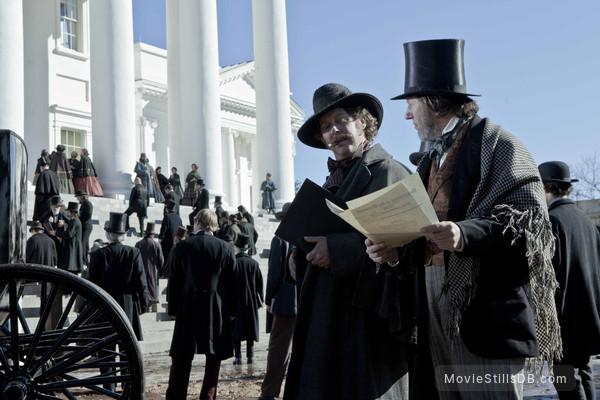 Lincoln - Publicity still of James Spader