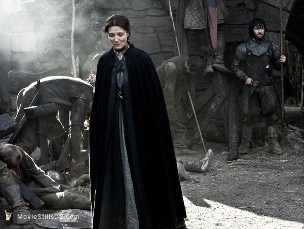 Game of Thrones - Publicity still of Michelle Fairley