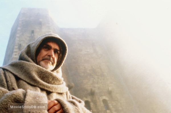 The Name of the Rose - Publicity still of Sean Connery