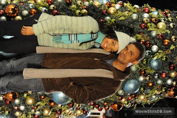 The Christmas Pact.The Christmas Pact Publicity Still Of Kyla Pratt Jarod