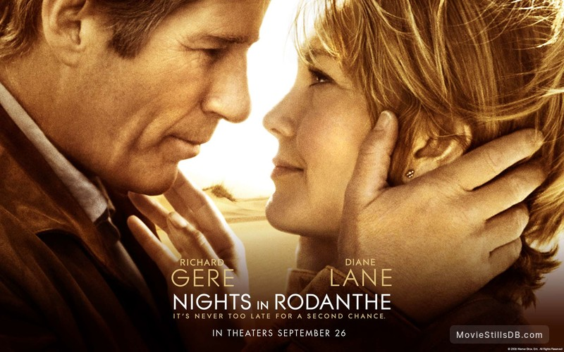 Nights in Rodanthe - Wallpaper with Richard Gere & Diane Lane