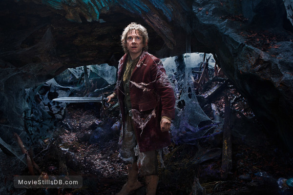 The Hobbit: The Desolation of Smaug - Publicity still of Martin Freeman