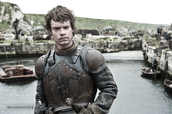 Game of Thrones - Publicity still of Alfie Allen