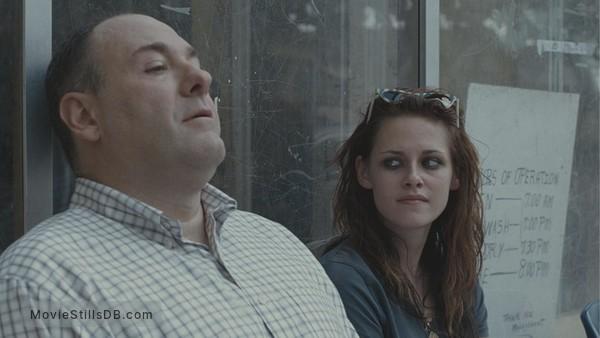 Welcome to the Rileys - Publicity still of James Gandolfini & Kristen Stewart