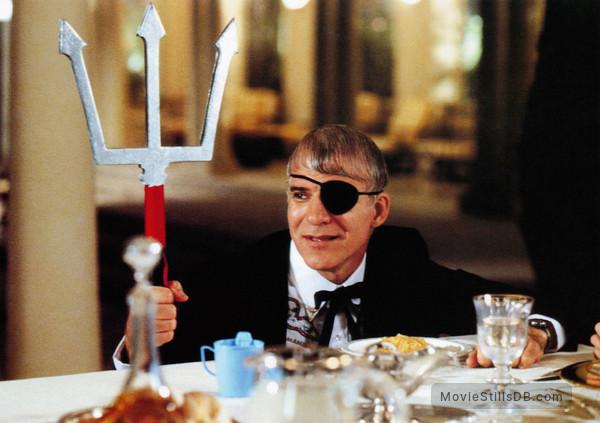 Dirty Rotten Scoundrels - Publicity still of Steve Martin