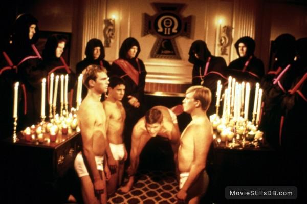 Animal House - Publicity still of Kevin Bacon, Mark Metcalf & James Daughton
